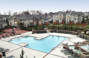 Brookstone Apartments Pool