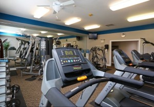 O - Fitness Center 3 APT