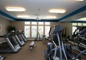P - Fitness Center 4 APT